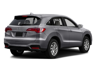 Slate Silver Metallic 2016 Acura RDX Pictures RDX Utility 4D Technology 2WD V6 photos rear view