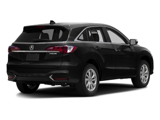 Crystal Black Pearl 2016 Acura RDX Pictures RDX Utility 4D 2WD V6 photos rear view