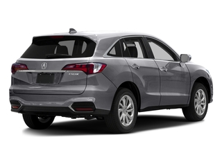 Slate Silver Metallic 2016 Acura RDX Pictures RDX Utility 4D 2WD V6 photos rear view