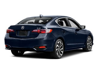 Catalina Blue Pearl 2016 Acura ILX Pictures ILX Sedan 4D Technology Plus A-SPEC I4 photos rear view
