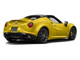 Giallo Prototipo 2016 Alfa Romeo 4C Pictures 4C Convertible 2D Spyder I4 Turbo photos rear view