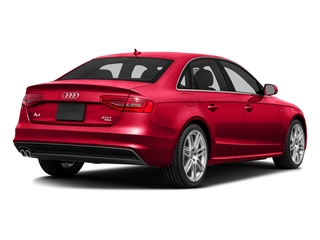 Misano Red Pearl Effect 2016 Audi A4 Pictures A4 Sedan 4D 2.0T Premium 2WD photos rear view