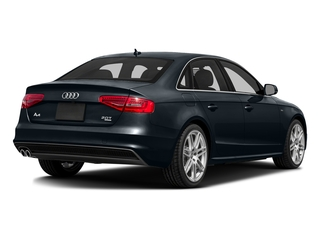 Moonlight Blue Metallic 2016 Audi A4 Pictures A4 Sedan 4D 2.0T Premium 2WD photos rear view
