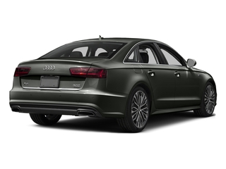 Daytona Gray Pearl Effect 2016 Audi A6 Pictures A6 Sedan 4D 2.0T Premium Plus AWD photos rear view