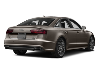 Dakota Gray Metallic 2016 Audi A6 Pictures A6 Sedan 4D 2.0T Premium Plus 2WD photos rear view