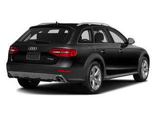 Mythos Black Metallic 2016 Audi allroad Pictures allroad Wagon 4D Premium AWD I4 Turbo photos rear view