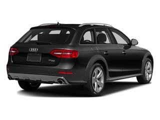 Brilliant Black 2016 Audi allroad Pictures allroad Wagon 4D Premium AWD I4 Turbo photos rear view