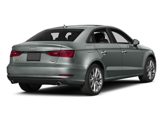 Monsoon Gray Metallic 2016 Audi A3 Pictures A3 Sedan 4D TDI Premium Plus 2WD Turbo photos rear view