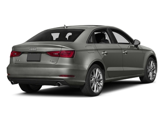 Lotus Gray Metallic 2016 Audi A3 Pictures A3 Sedan 4D 2.0T Prestige AWD I4 Turbo photos rear view
