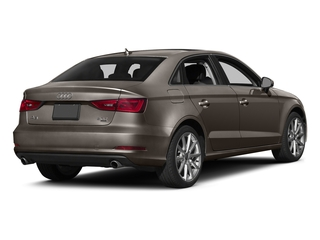 Dakota Gray Metallic 2016 Audi A3 Pictures A3 Sedan 4D 1.8T Premium 2WD I4 Turbo photos rear view