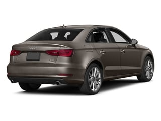 Dakota Gray Metallic 2016 Audi A3 Pictures A3 Sedan 4D 2.0T Prestige AWD I4 Turbo photos rear view