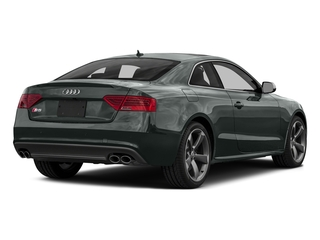 Monsoon Gray Metallic 2016 Audi S5 Pictures S5 Coupe 2D S5 Prestige AWD photos rear view