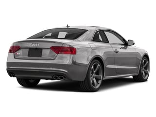 Floret Silver Metallic 2016 Audi S5 Pictures S5 Coupe 2D S5 Prestige AWD photos rear view