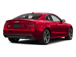 Misano Red Pearl Effect 2016 Audi S5 Pictures S5 Coupe 2D S5 Prestige AWD photos rear view