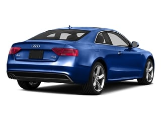 Sepang Blue Pearl Effect 2016 Audi A5 Pictures A5 Coupe 2D Premium Plus AWD photos rear view