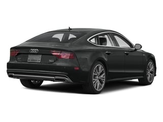 Mythos Black Metallic 2016 Audi A7 Pictures A7 Sedan 4D 3.0T Premium Plus AWD photos rear view