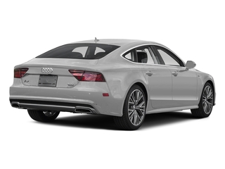 Glacier White Metallic 2016 Audi A7 Pictures A7 Sedan 4D 3.0T Prestige AWD photos rear view