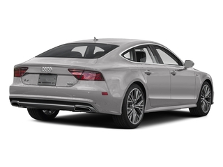 Florett Silver Metallic 2016 Audi A7 Pictures A7 Sedan 4D 3.0T Premium Plus AWD photos rear view