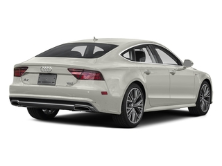 Ibis White 2016 Audi A7 Pictures A7 Sedan 4D 3.0T Prestige AWD photos rear view