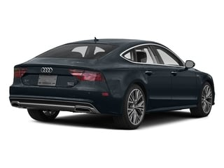 Moonlight Blue Metallic 2016 Audi A7 Pictures A7 Sedan 4D 3.0T Premium Plus AWD photos rear view