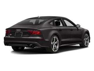 Oolong Gray Metallic 2016 Audi S7 Pictures S7 Sedan 4D S7 Prestige AWD photos rear view
