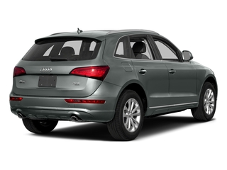 Monsoon Gray Metallic 2016 Audi Q5 Pictures Q5 Utility 4D TDI Premium Plus AWD photos rear view