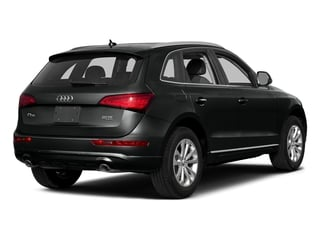 Mythos Black Metallic 2016 Audi Q5 Pictures Q5 Utility 4D 2.0T Premium AWD photos rear view