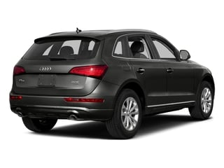 Lava Gray Pearl Effect 2016 Audi Q5 Pictures Q5 Utility 4D 2.0T Premium AWD photos rear view