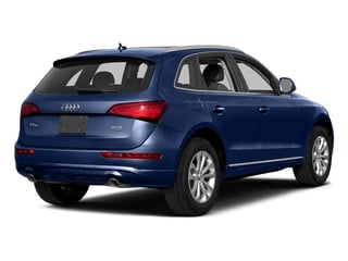 Scuba Blue Metallic 2016 Audi Q5 Pictures Q5 Utility 4D TDI Prestige AWD photos rear view