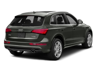 Daytona Gray Pearl Effect 2016 Audi Q5 Pictures Q5 Utility 4D 2.0T Prestige AWD Hybrid photos rear view