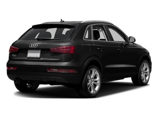 Brilliant Black 2016 Audi Q3 Pictures Q3 Utility 4D 2.0T Prestige 2WD photos rear view