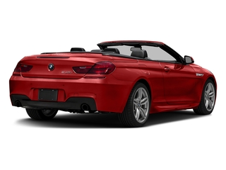 Melbourne Red Metallic 2016 BMW 6 Series Pictures 6 Series Convertible 2D 640xi AWD I6 photos rear view