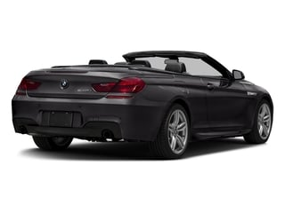 Ruby Black Metallic 2016 BMW 6 Series Pictures 6 Series Convertible 2D 640xi AWD I6 photos rear view