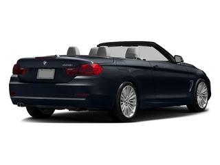 Imperial Blue Metallic 2016 BMW 4 Series Pictures 4 Series Convertible 2D 428xi AWD I4 Turbo photos rear view