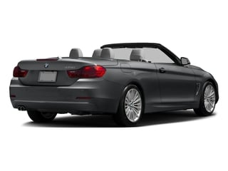 Mineral Gray Metallic 2016 BMW 4 Series Pictures 4 Series Convertible 2D 428xi AWD I4 Turbo photos rear view