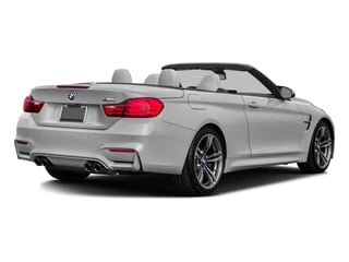 Mineral White Metallic 2016 BMW M4 Pictures M4 Convertible 2D M4 I6 Turbo photos rear view