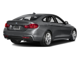 Mineral Gray Metallic 2016 BMW 4 Series Pictures 4 Series Sedan 4D 435i I6 Turbo photos rear view