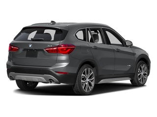 Mineral Gray Metallic 2016 BMW X1 Pictures X1 Utility 4D 28i AWD I4 Turbo photos rear view