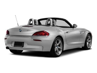 Mineral White Metallic 2016 BMW Z4 Pictures Z4 Roadster 2D Z4 35is I6 photos rear view