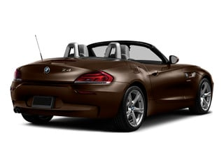 Sparkling Brown Metallic 2016 BMW Z4 Pictures Z4 Roadster 2D Z4 35is I6 photos rear view