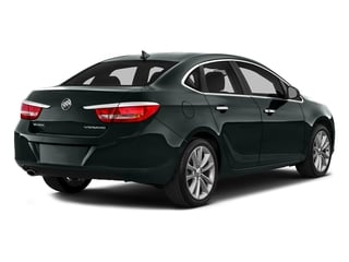Graphite Gray Metallic 2016 Buick Verano Pictures Verano Sedan 4D Premium I4 Turbo photos rear view