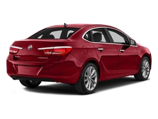 Crystal Red Tintcoat 2016 Buick Verano Pictures Verano Sedan 4D Premium I4 Turbo photos rear view