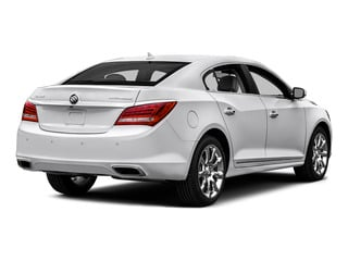 Summit White 2016 Buick LaCrosse Pictures LaCrosse Sedan 4D Leather V6 photos rear view
