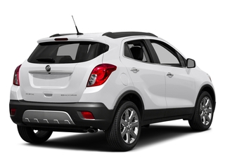 Summit White 2016 Buick Encore Pictures Encore Utility 4D Sport Touring 2WD I4 photos rear view