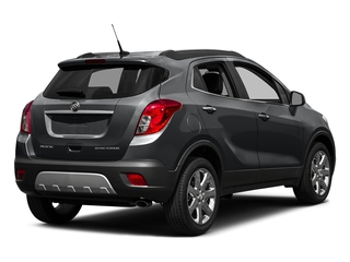 Graphite Gray Metallic 2016 Buick Encore Pictures Encore Utility 4D Sport Touring 2WD I4 photos rear view