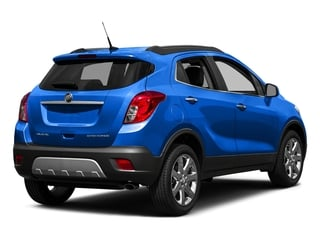 Coastal Blue Metallic 2016 Buick Encore Pictures Encore Utility 4D Sport Touring 2WD I4 photos rear view