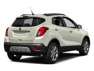 White Pearl Tricoat 2016 Buick Encore Pictures Encore Utility 4D Sport Touring 2WD I4 photos rear view