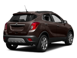 Rosewood Metallic 2016 Buick Encore Pictures Encore Utility 4D Sport Touring 2WD I4 photos rear view