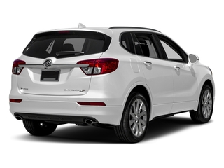 Summit White 2016 Buick Envision Pictures Envision Utility 4D Premium I AWD I4 Turbo photos rear view