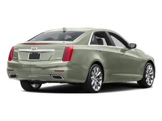 Crystal White Tricoat 2016 Cadillac CTS Sedan Pictures CTS Sedan 4D Luxury I4 Turbo photos rear view